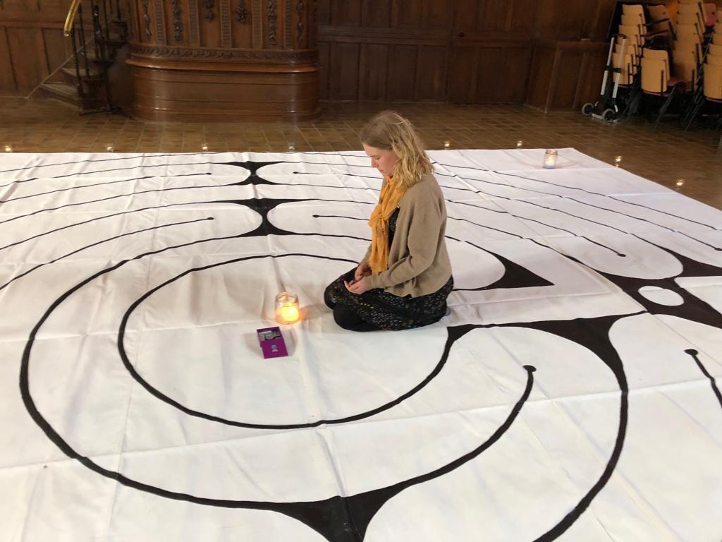 Klaske in het Labyrint
